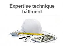 expertise technique batiment